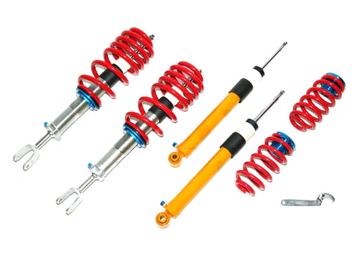 Coilovers V-Maxx Xxtreme, Kit Completo