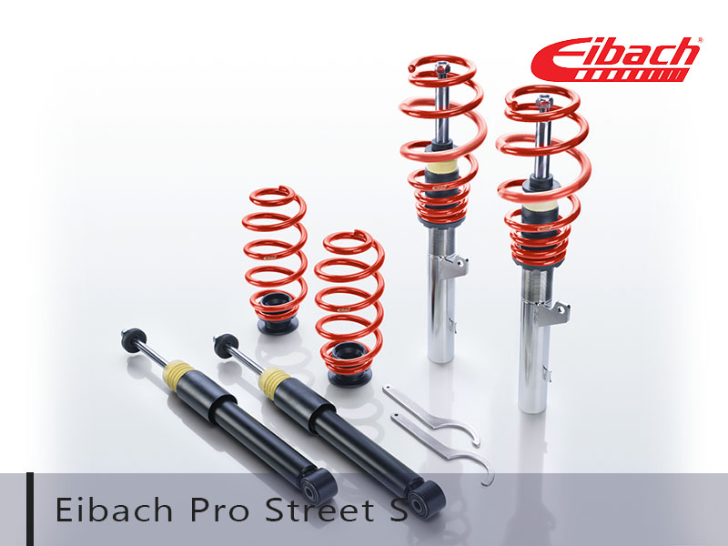 coilovers eibach pro street s chrysler pt cruiser. Black Bedroom Furniture Sets. Home Design Ideas